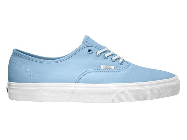 Vans Authentic Blau Canvas Sneaker Schuhe ZUKFD4