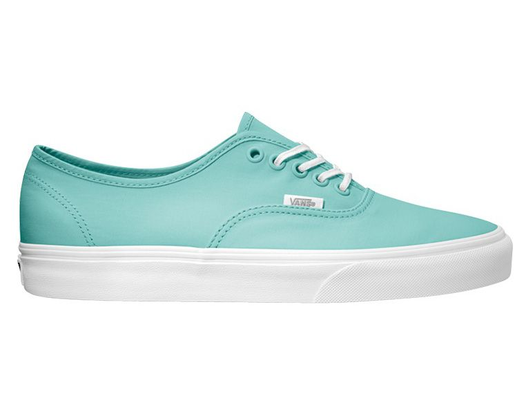 Vans Authentic Blau Canvas Sneaker Schuhe ZUKFD6