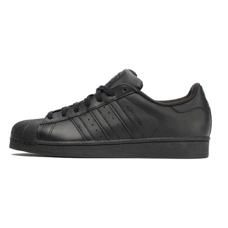 Adidas Superstar Foundation Sneaker Halbschuhe Leder Unisex Schuhe FS17