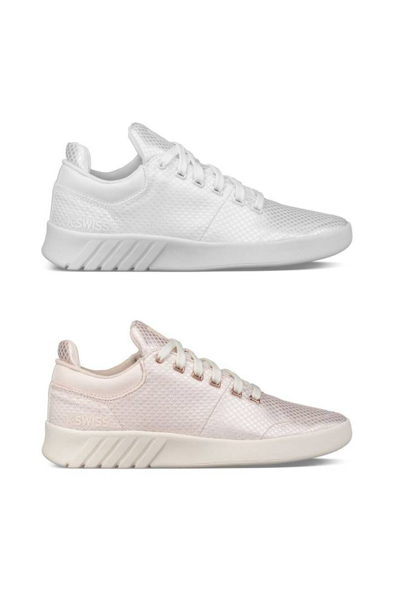 K-SWISS Aero Trainer T Low-Cut Sneaker Freizeitschuhe Leder Textil Schuhe