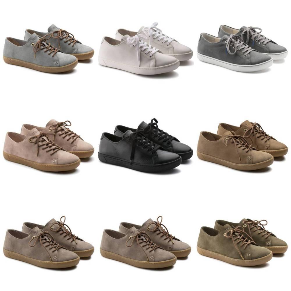 204968484126c4 BIRKENSTOCK Arran Sneaker Naturleder Damen Schuhe