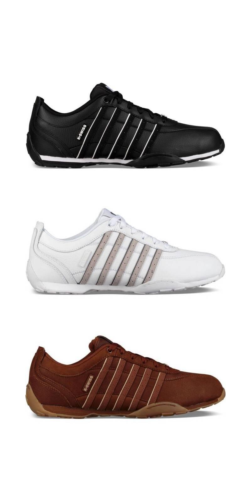 K-SWISS Arvee 1.5 Low-Cut Sneaker Freizeitschuhe Leder Textil Schuhe