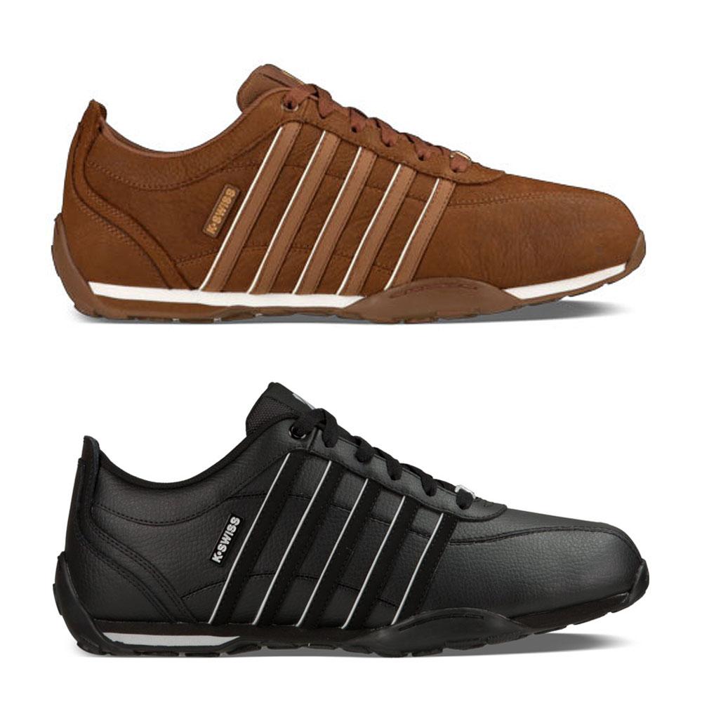 K-Swiss Arvee 1.5 Low-Cut Sneaker Freizeitschuhe Turnschuhe Leder