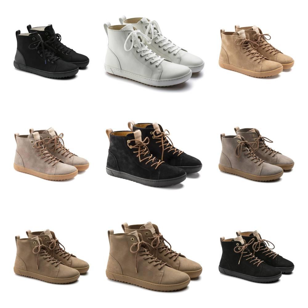 34087c32f6ea7c BIRKENSTOCK Bartlett Halbhohe Stiefel Naturleder Damen Schuhe