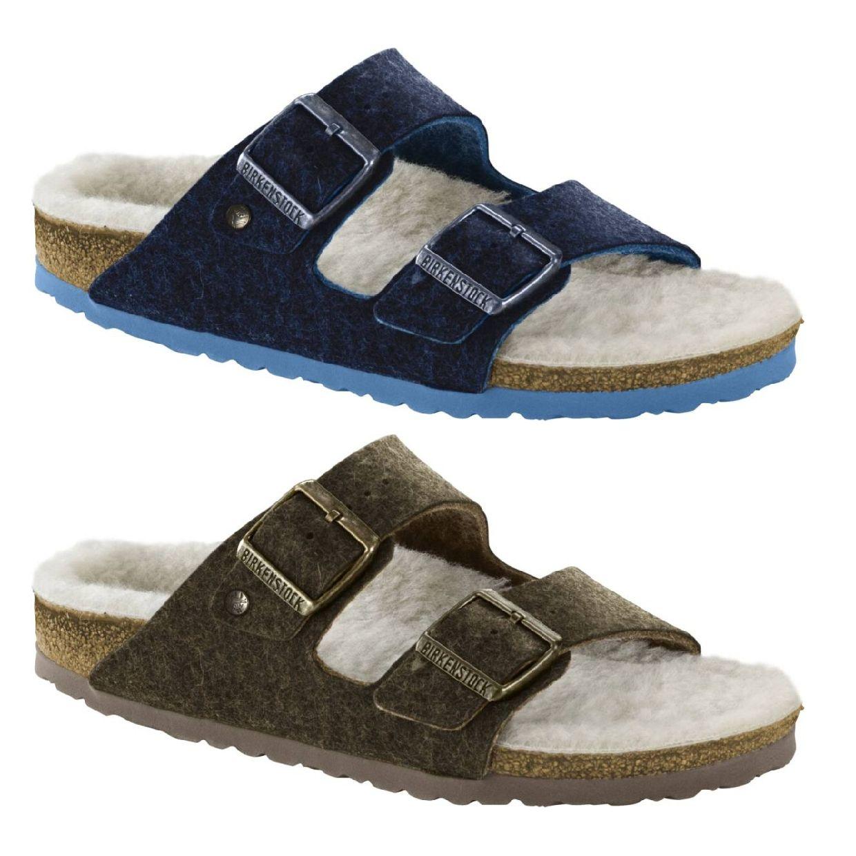 Birkenstock Arizona Sandalen Hausschuhe Filz Unisex Schuhe HW18
