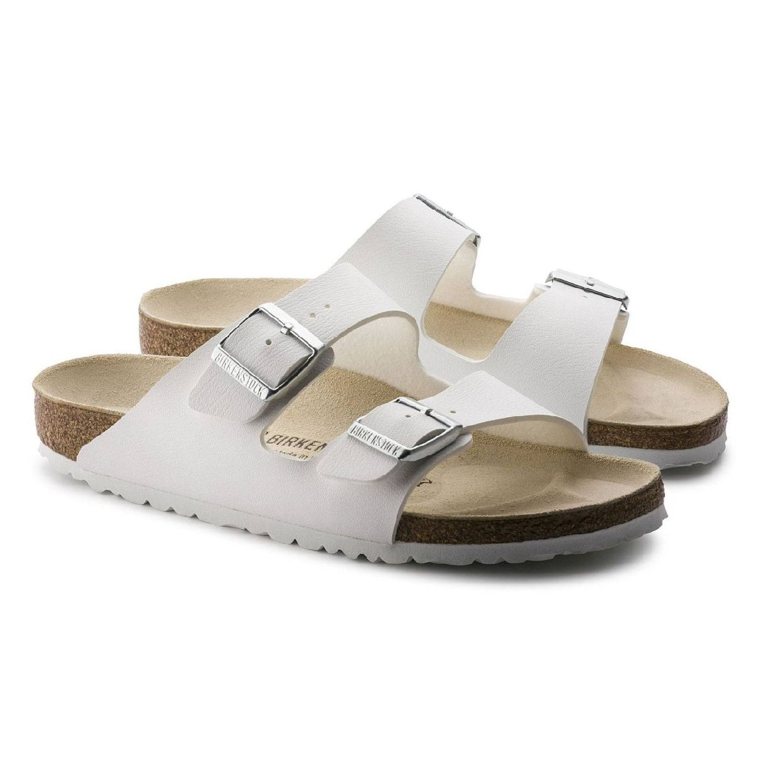 Birkenstock Arizona Sandalen Hausschuhe Mikrofaser Unisex Schuhe CO