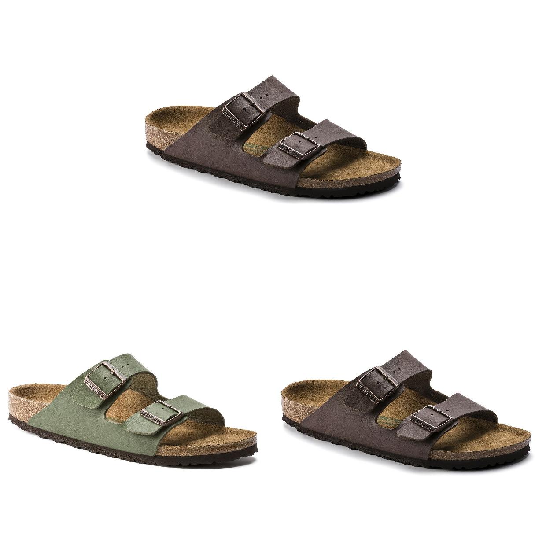 Birkenstock Arizona VEG Sandalen Hausschuhe Vegan Unisex Schuhe HW19
