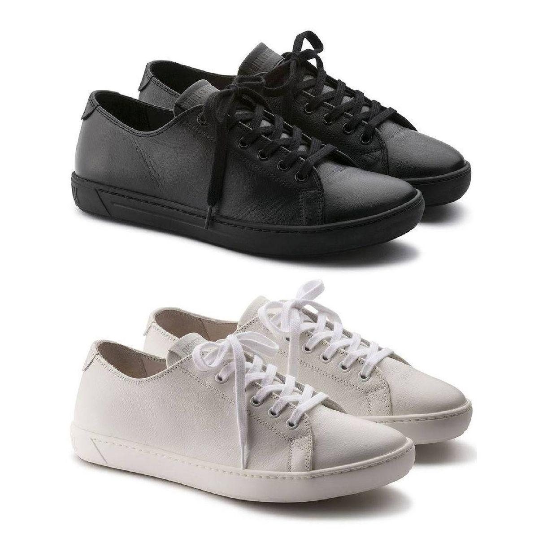 Birkenstock Arran Sneaker Halbschuhe Leder Damen Schuhe FS18