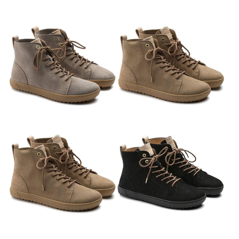 Birkenstock Bartlett Sneaker Stiefel Veloursleder Suede Damen Schuhe FS18