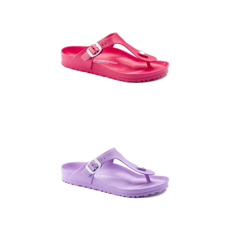 Birkenstock Gizeh EVA Zehentrenner Sandalen EVA Damen Schuhe FS19