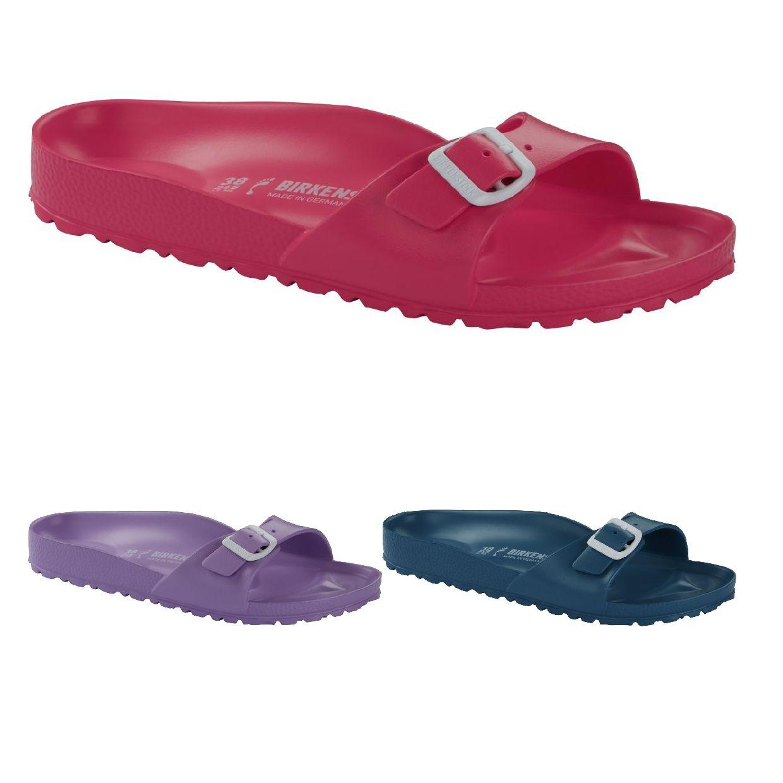 Birkenstock Madrid EVA Sandalen Hausschuhe EVA Damen Schuhe FS19