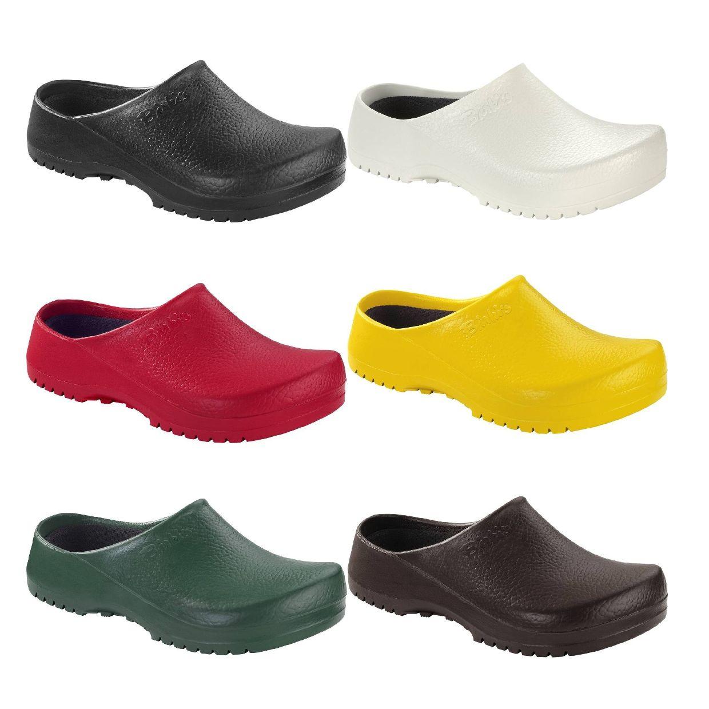 Birkenstock Super-Birki Arbeitsschuhe Clogs Synthetik Unisex Schuhe CO