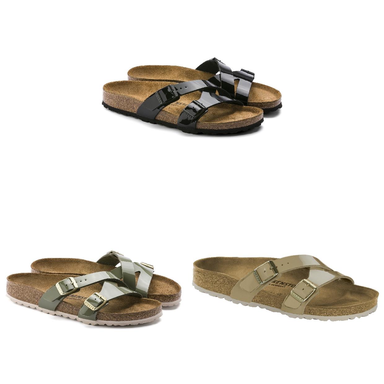 Birkenstock Yao Balance Sandalen Hausschuhe Birko-Flor Damen Schuhe FS19