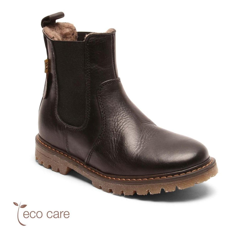 Bisgaard Dot Stiefel Schlüpfschuhe Leder Kinder Schuhe HW19