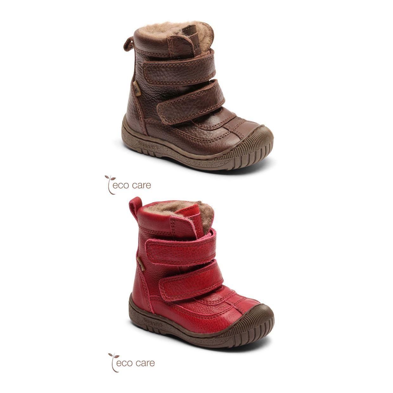 Bisgaard Ellis Stiefel Gefütterte Schuhe Leder Kinder Schuhe HW19