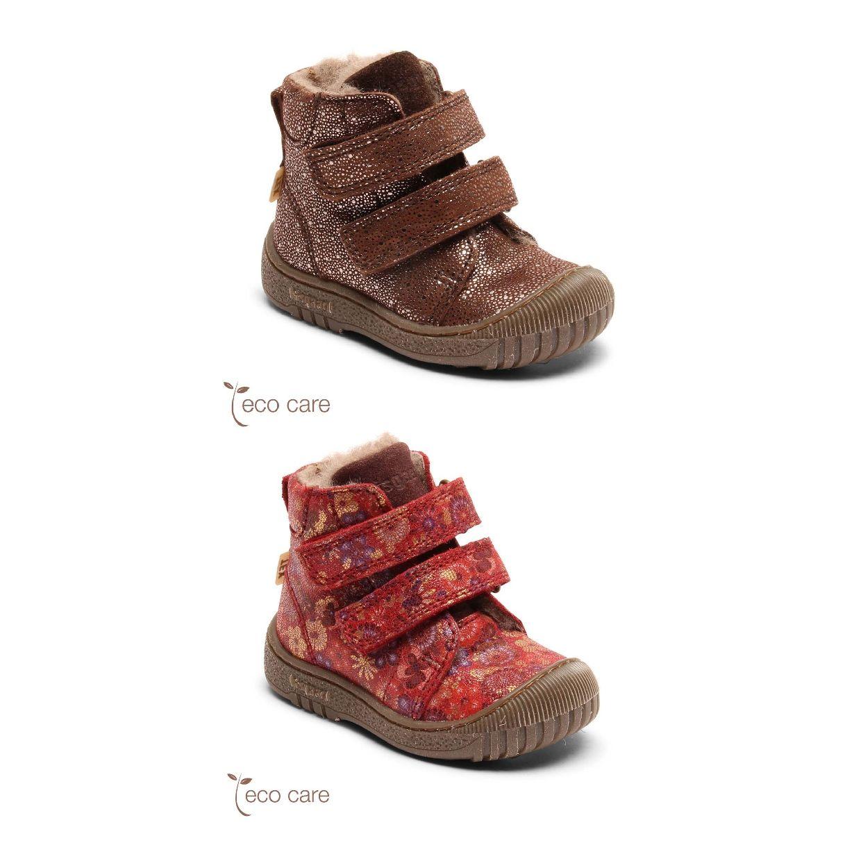 Bisgaard Evon Stiefel Gefütterte Schuhe Leder Kinder Schuhe HW19