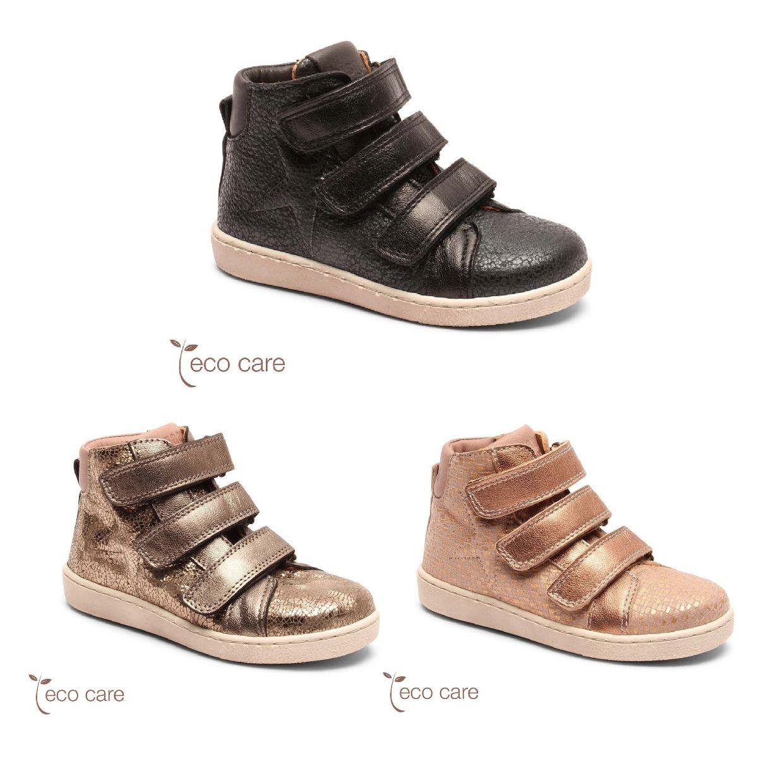 Bisgaard Kaja Sneaker Klettverschluss Leder Kinder Schuhe HW19