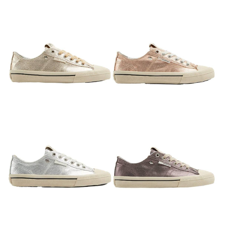 British Knights Chase Sneaker Chukkas Canvas Damen Schuhe FS18