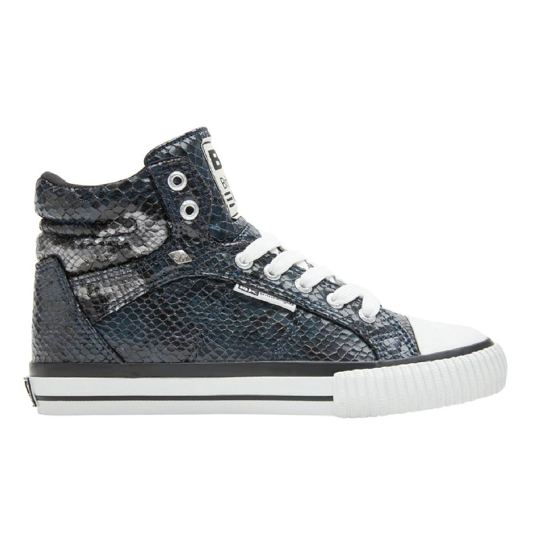 British Knights Dee Sneaker Chukkas Synthetik Damen Schuhe HW19