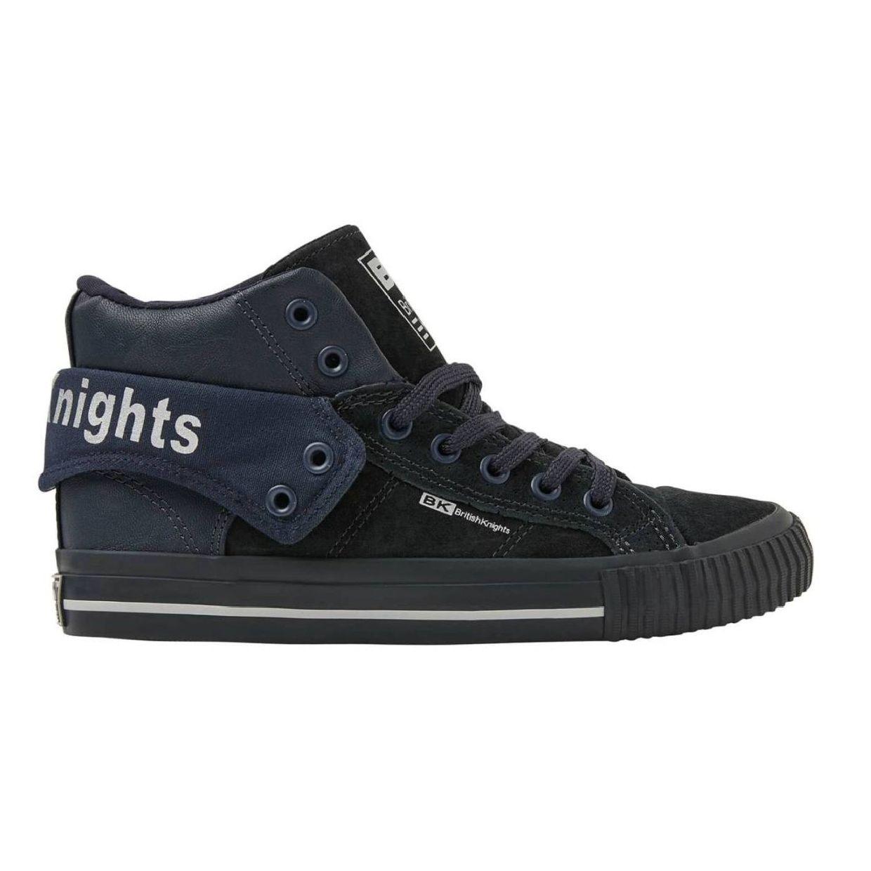 British Knights Roco Sneaker Chukkas Veloursleder Suede Unisex Schuhe EOL