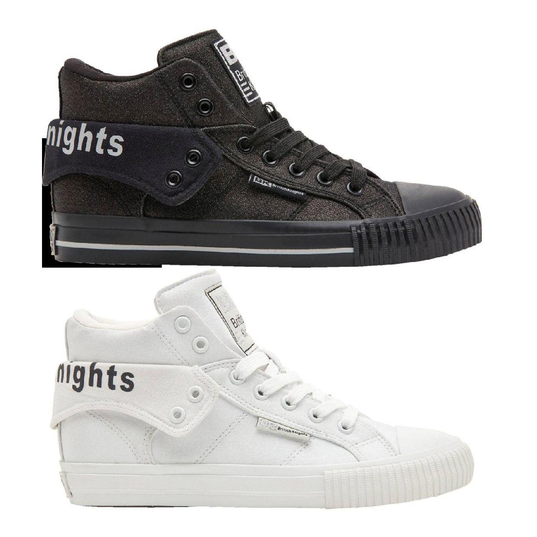 British Knights Roco Sneaker Chukkas Textil Unisex Schuhe FS19