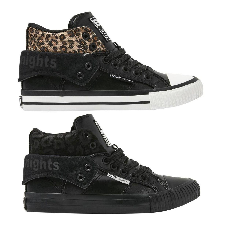 British Knights Roco Sneaker Chukkas Textil Synthetik Unisex Schuhe HW19