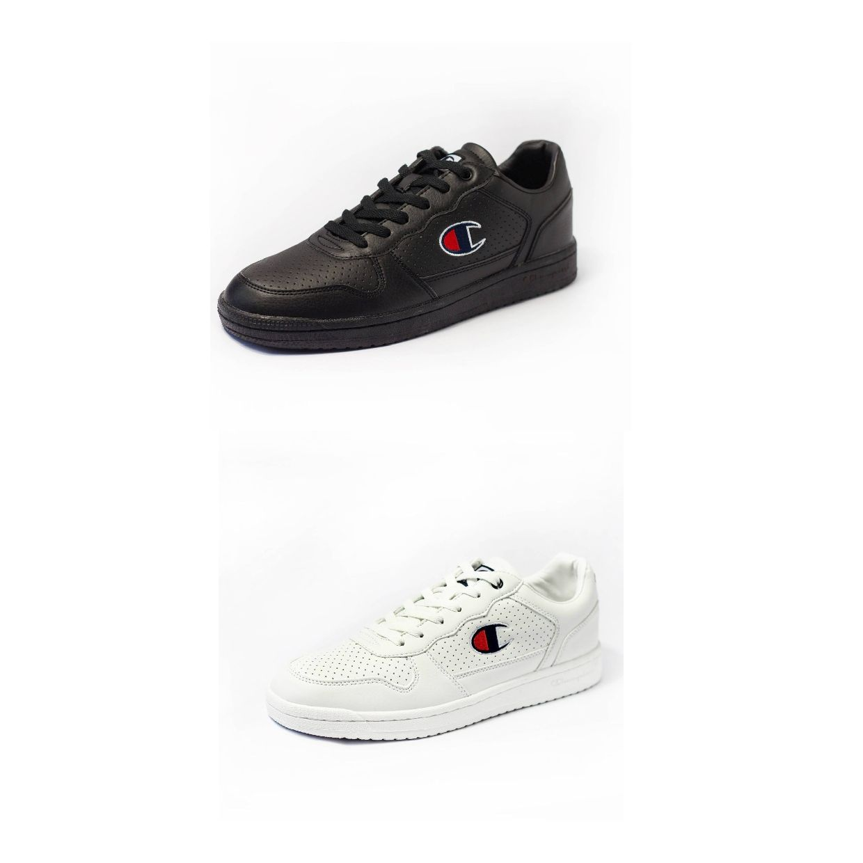 Champion Chicago Low Sneaker Halbschuhe Textil Synthetik Herren Schuhe FS19