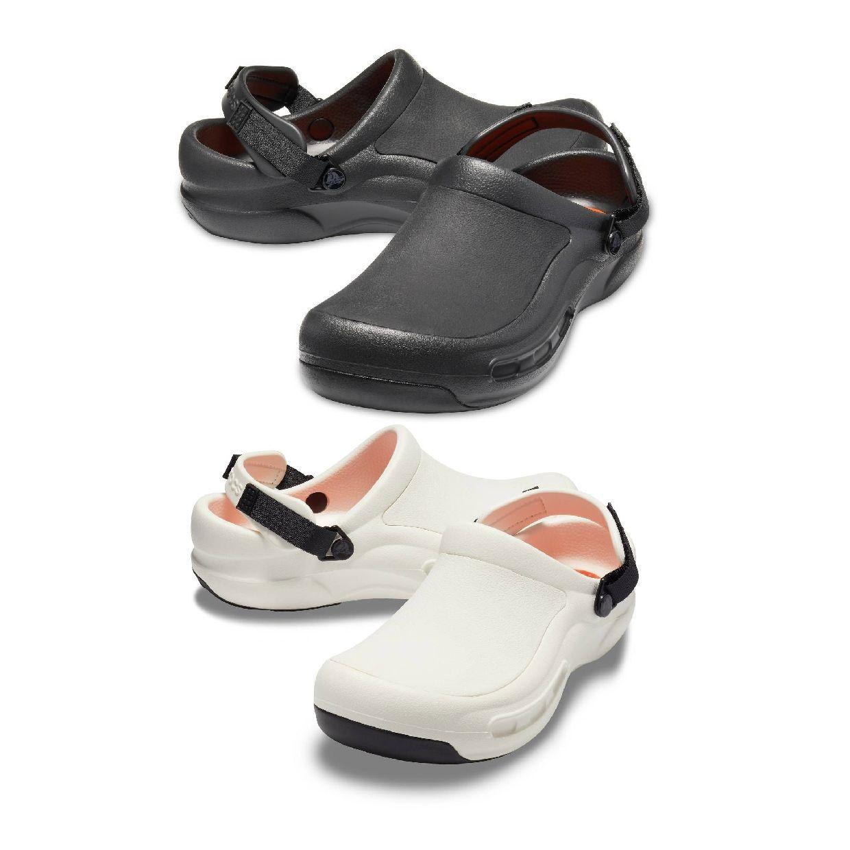 Crocs Bistro Pro LiteRide Clog Clogs Hausschuhe Synthetik Unisex Schuhe HW19