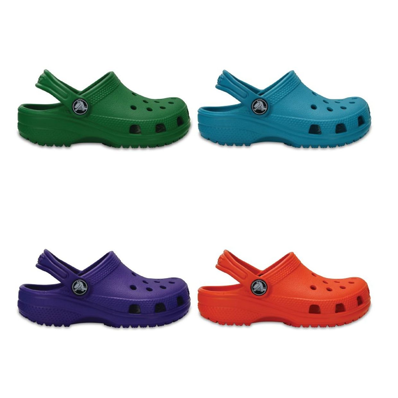 Crocs Classic Clog Kids Clogs Hausschuhe Synthetik Kinder Schuhe FS17