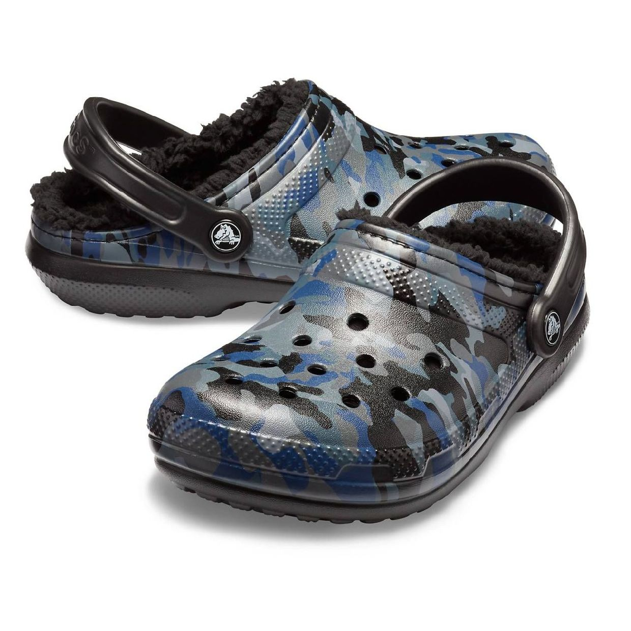 Crocs Classic Lined Graphic II Clog Clogs Synthetik Unisex Schuhe HW19