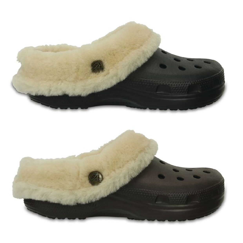 Crocs Classic Mammoth Luxe Clog Clogs Gefütterte Synthetik Unisex CO