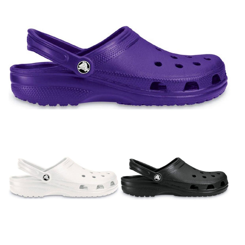 Crocs Classic Clogs Hausschuhe Synthetik Unisex Schuhe CO