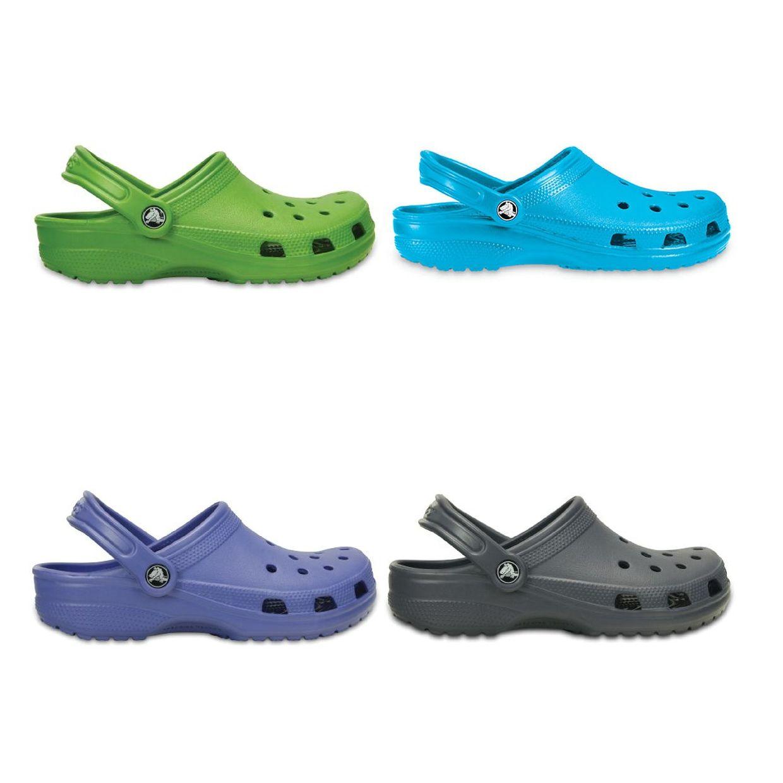 Crocs Classic Clogs Hausschuhe Synthetik Unisex Schuhe FS13