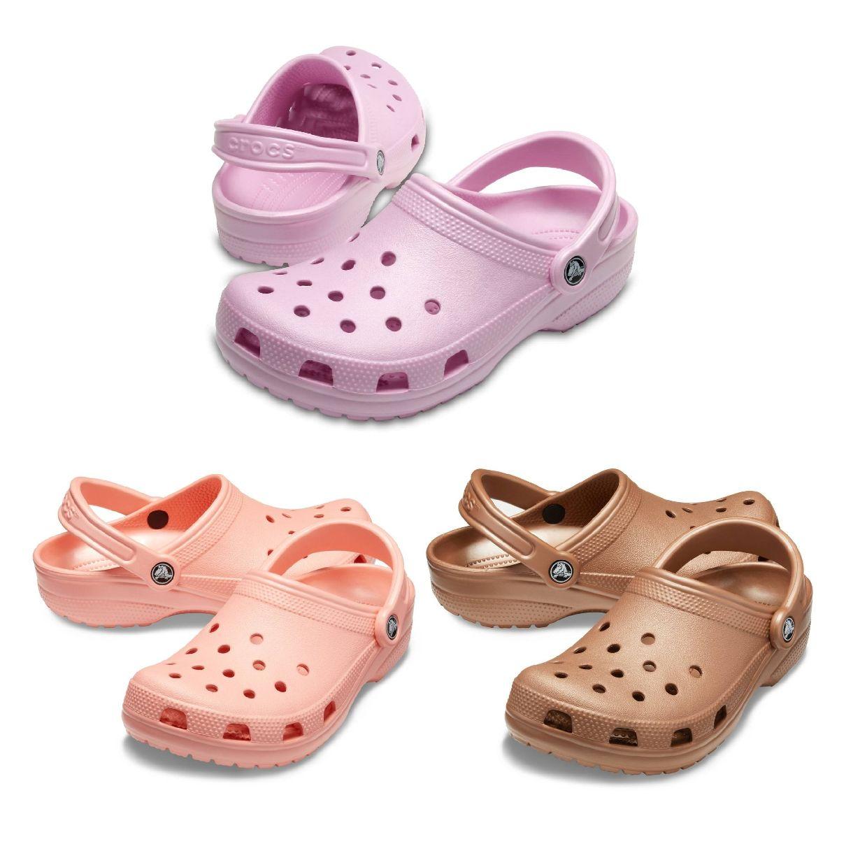 Crocs Classic Clogs Hausschuhe Synthetik Unisex Schuhe FS19