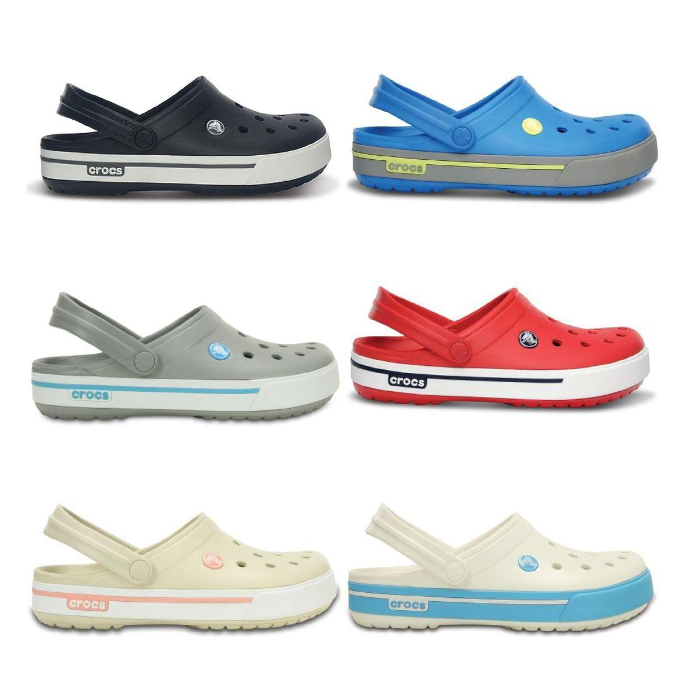 Crocs Crocband 2.5 Clogs Hausschuhe Synthetik Unisex Schuhe FS13