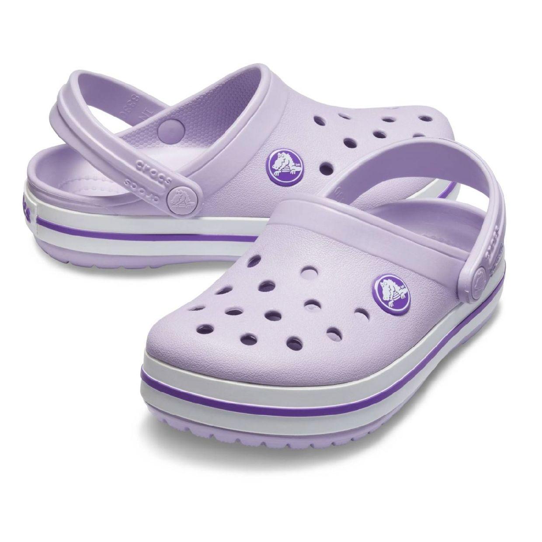 Crocs Crocband Clog Kids Clogs Hausschuhe Synthetik Kinder Schuhe CO
