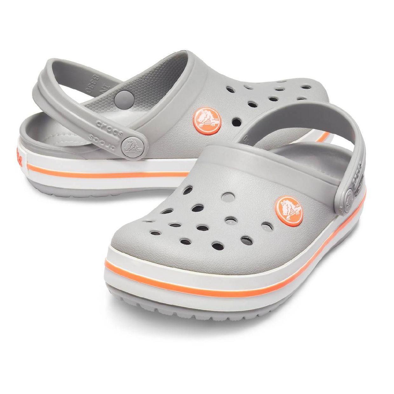 Crocs Crocband Clog Kids Clogs Hausschuhe Synthetik Kinder Schuhe HW19