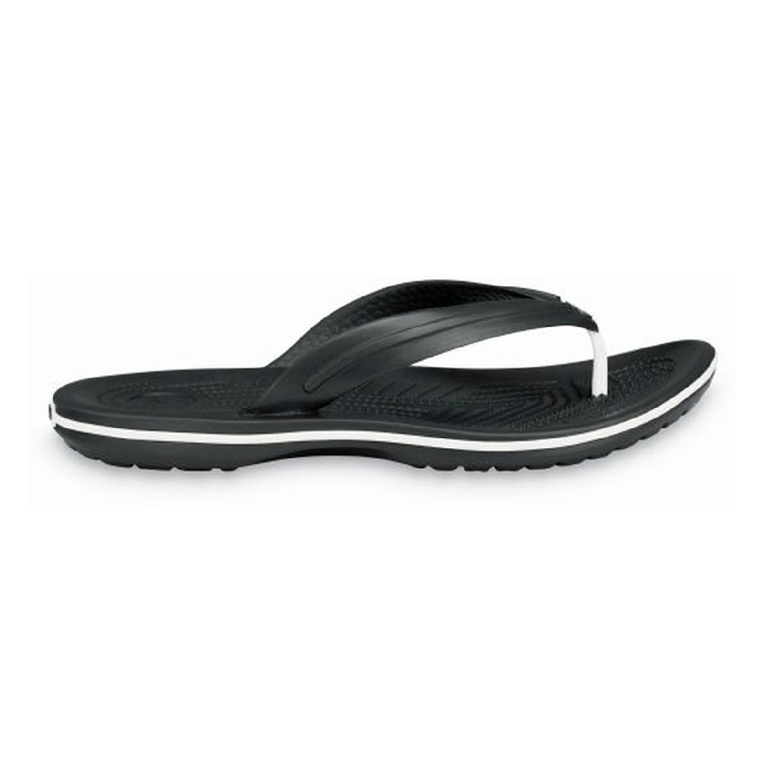 Crocs Crocband Flip Sandalen Zehentrenner Synthetik Unisex Schuhe CO