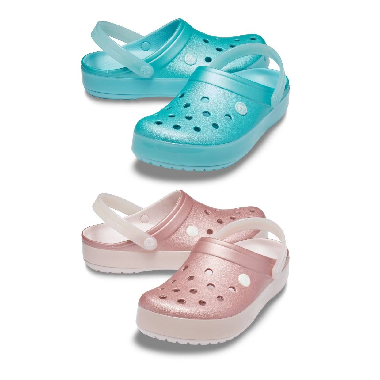 Crocs Crocband Ice Pop Clog Clogs Hausschuhe Synthetik Unisex Schuhe FS19