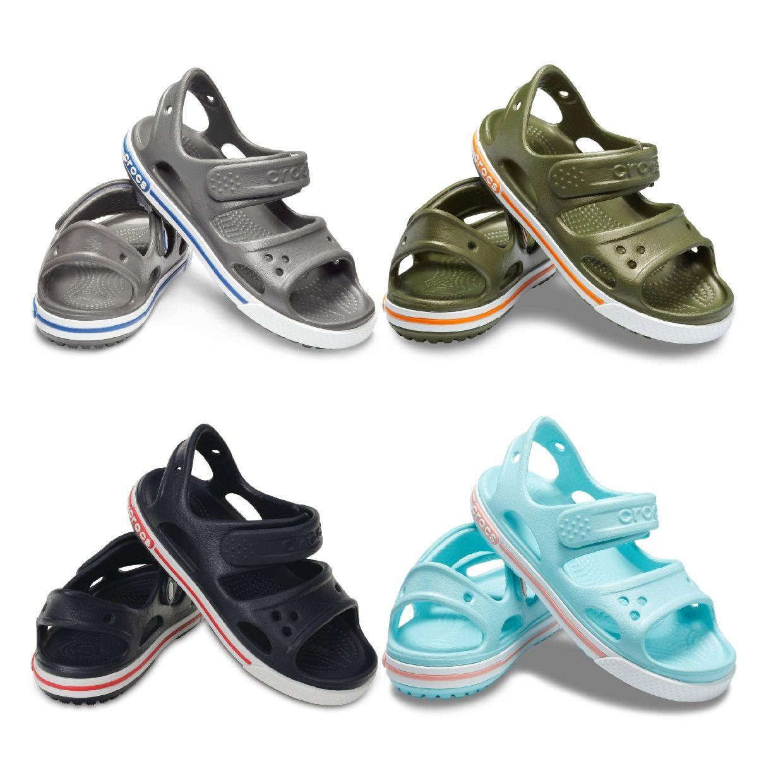 Crocs Crocband II Sandal PS Kids Sandalen HausSynthetik Kinder FS19