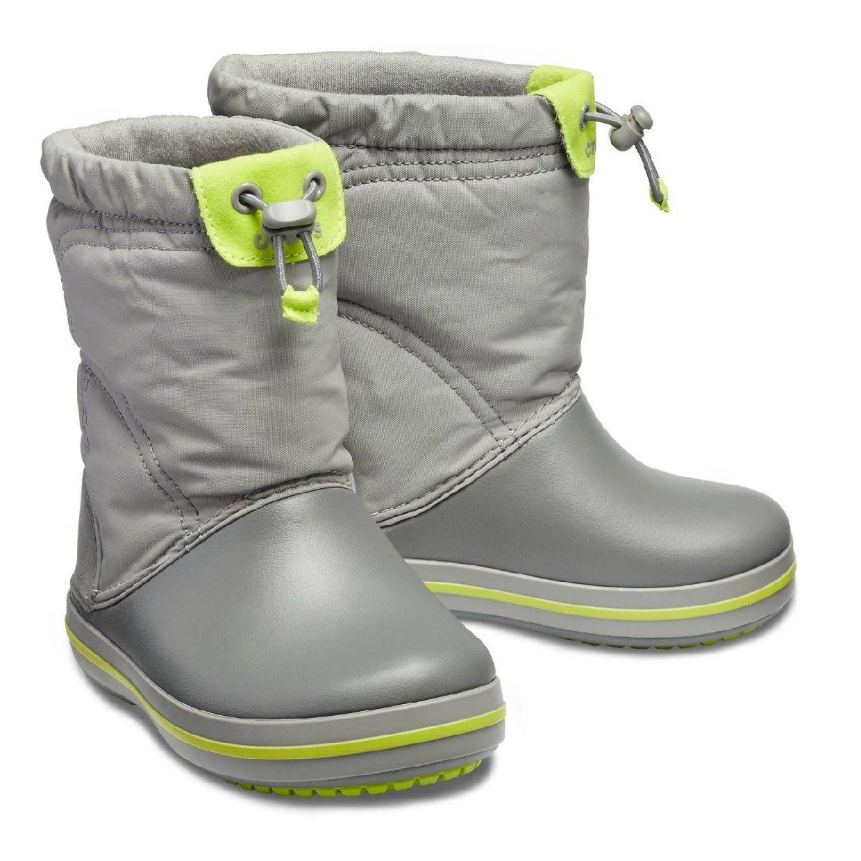 Crocs Crocband LodgePoint Boot Kids Gummistiefel Stiefel Synthetik Kinder HW19