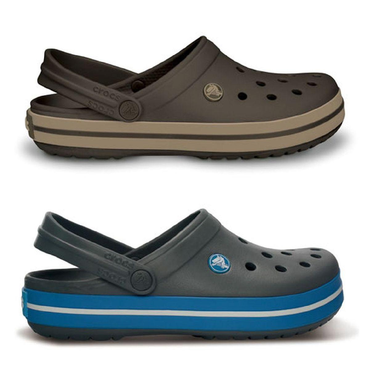 Crocs Crocband Clogs Hausschuhe Synthetik Unisex Schuhe CO