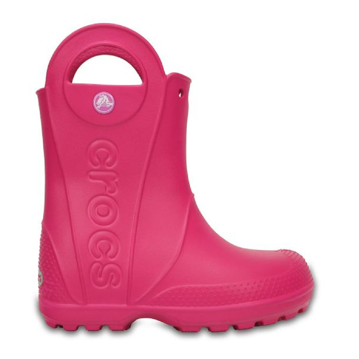 Crocs Handle It Rain Boot Kids Gummistiefel Stiefel Synthetik Kinder Schuhe FS16
