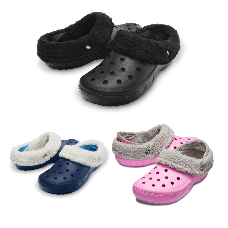 Crocs Mammoth EVO Clogs Gefütterte Schuhe Synthetik Unisex Schuhe EOL