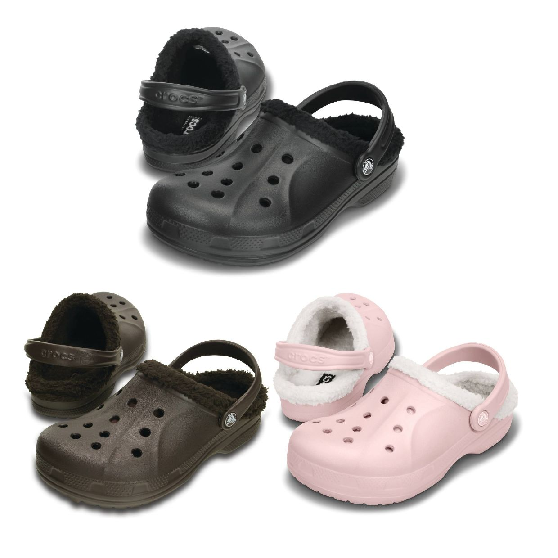 Crocs Ralen Lined Clog Clogs Gefütterte Schuhe Synthetik Unisex Schuhe EOL