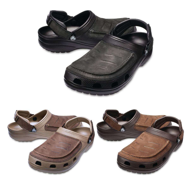 Crocs Yukon Vista Clog M Clogs Hausschuhe Synthetik Unisex Schuhe CO