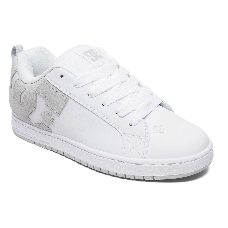 DC Shoes Court Graffik Sneaker Halbschuhe Leder Herren Schuhe FS19