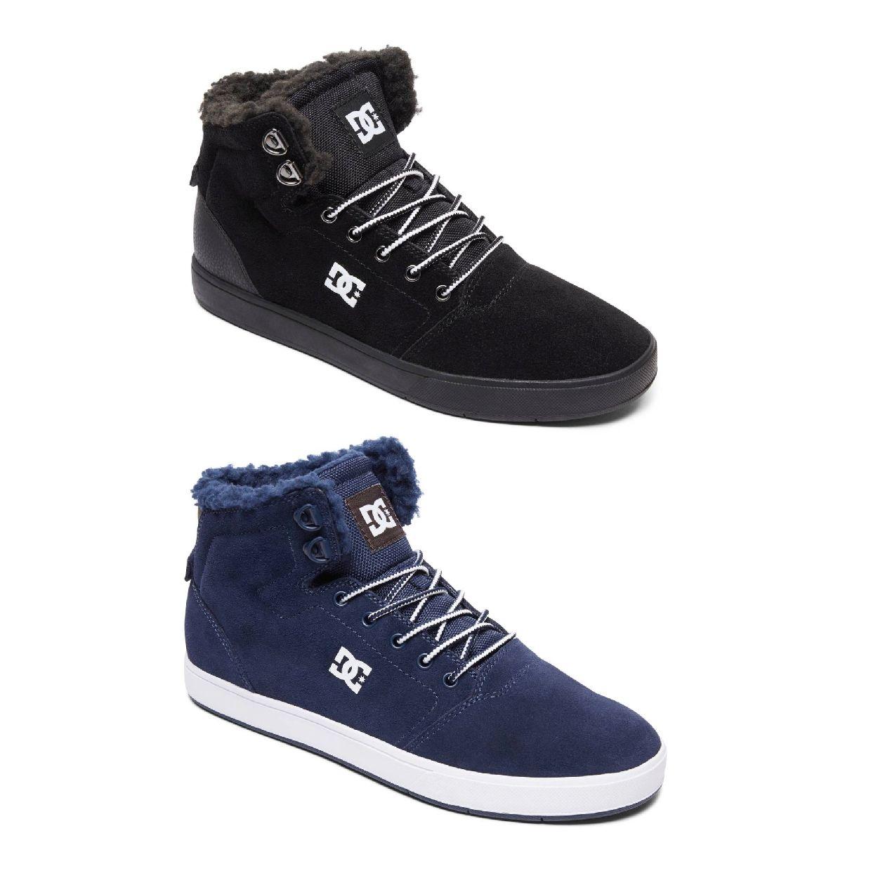 DC Shoes Crisis High Winter Sneaker Chukkas Leder Herren Schuhe HW18