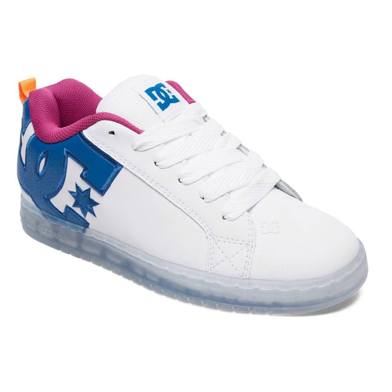 DC Shoes Ct Graffik SE Sneaker Halbschuhe Leder Herren Schuhe FS19