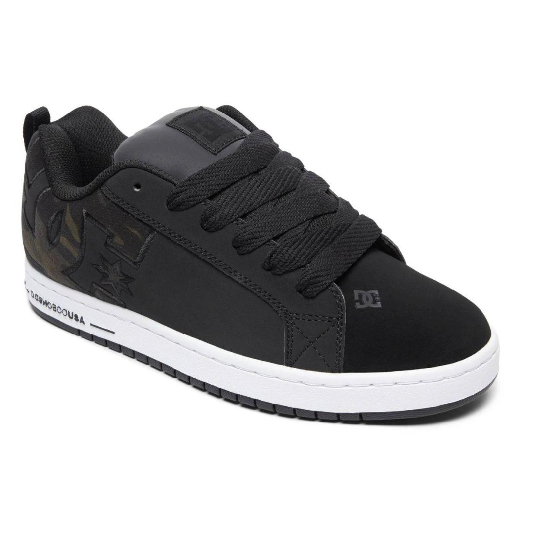 DC Shoes Ct Graffik SE Sneaker Halbschuhe Leder Herren Schuhe HW18